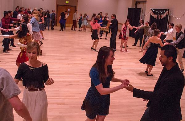 CU Dance, University of Colorado, Boulder, CO