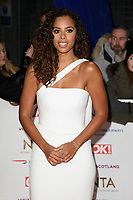 Rochelle Humes<br /> arriving for the National TV Awards 2019 at the O2 Arena, London<br /> <br /> ©Ash Knotek  D3473  22/01/2019