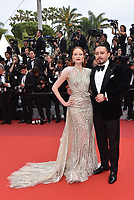 Barbara Meier and Klemens Hallmann<br /> The Dead Don't Die' premiere and opening ceremony, 72nd Cannes Film Festival, France - 14 May 2019<br /> CAP/PL<br /> &copy;Phil Loftus/Capital Pictures