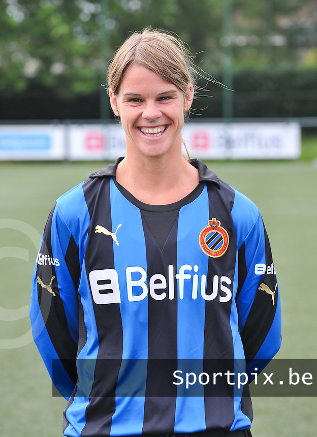 Club Brugge Dames : Bianka Ternier.foto VDB / David Catry