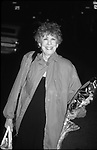 """Gwen Verdon attends the """"Sweet Charity"""" Concert Benefit for AMFAR & Broadway Cares on June 15, 1998 at Avery Fisher Hall in New York City."""