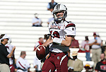 13 October 2007: South Carolina's Blake Mitchell. The University of South Carolina Gamecocks defeated the University of North Carolina Tar Heels 21-15 at Kenan Stadium in Chapel Hill, North Carolina in an NCAA College Football Division I game.