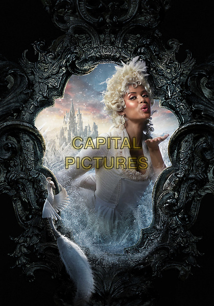 Beauty and the Beast (2017) <br /> Promotional art with Gugu Mbatha-Raw<br /> *Filmstill - Editorial Use Only*<br /> CAP/KFS<br /> Image supplied by Capital Pictures