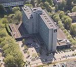 AMSTELVEEN - Luchtfoto Novotel Zuidas COPYRIGHT  KOEN SUYK