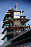 Verizon IndyCar Series<br /> Indianapolis 500 Practice<br /> Indianapolis Motor Speedway, Indianapolis, IN USA<br /> Tuesday 16 May 2017<br /> IMS Pagoda<br /> World Copyright: F. Peirce Williams