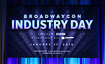Industry Day on stage during Broadwaycon at New York Hilton Midtown on January 11, 2019 in New York City.