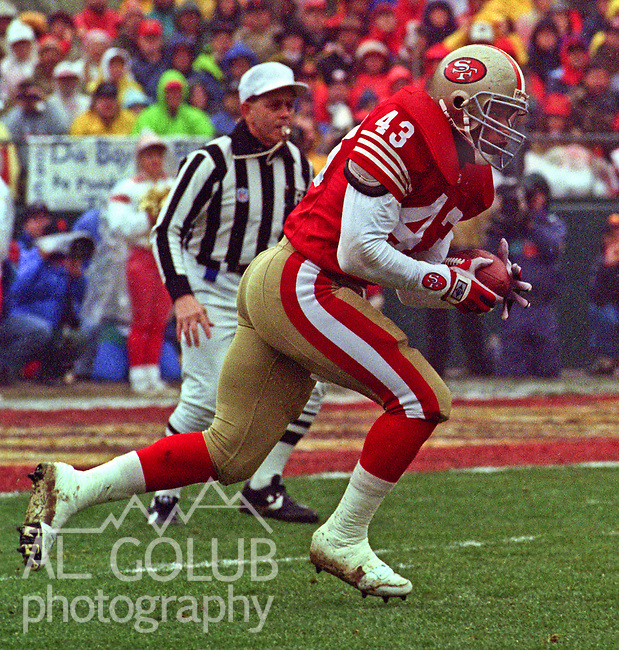 ee9aac25721 San Francisco 49ers vs. Dallas Cowboys at Candlestick Park Sunday, January  17,1993