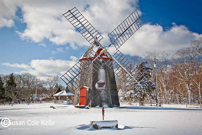 The Cape's oldest windmill, Eastham, Cape Cod, MA