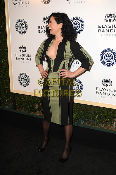 LOS ANGELES, CA - JANUARY 7: Rain Phoenix at the The Art Of Elysium Tenth Annual Celebration 'Heaven' Charity Gala at Red Studios in Los Angeles, California on January 7, 2017. <br /> CAP/MPI/DE<br /> &copy;DE/MPI/Capital Pictures