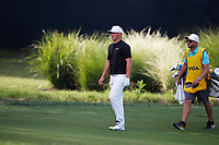 Alex Noren (SWE) walks the 17th hole during the first round of the 100th PGA Championship at Bellerive Country Club, St. Louis, Missouri, USA. 8/9/2018.<br /> Picture: Golffile.ie | Brian Spurlock<br /> <br /> All photo usage must carry mandatory copyright credit (© Golffile | Brian Spurlock)