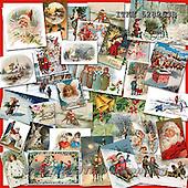 Isabella, GIFT WRAPS, GESCHENKPAPIER, PAPEL DE REGALO, Christmas Santa, Snowman, Weihnachtsmänner, Schneemänner, Papá Noel, muñecos de nieve, paintings+++++,ITKE528263B,#gp#,#x#
