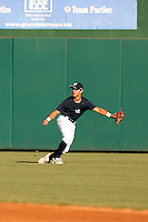 September 14, 2009:  Drake Roberts, one of many top prospects in action, taking part in the 18U National Team Trials at NC State's Doak Field in Raleigh, NC.  Photo By David Stoner / Four Seam Images