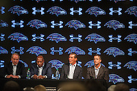 End of  Season Press Conference