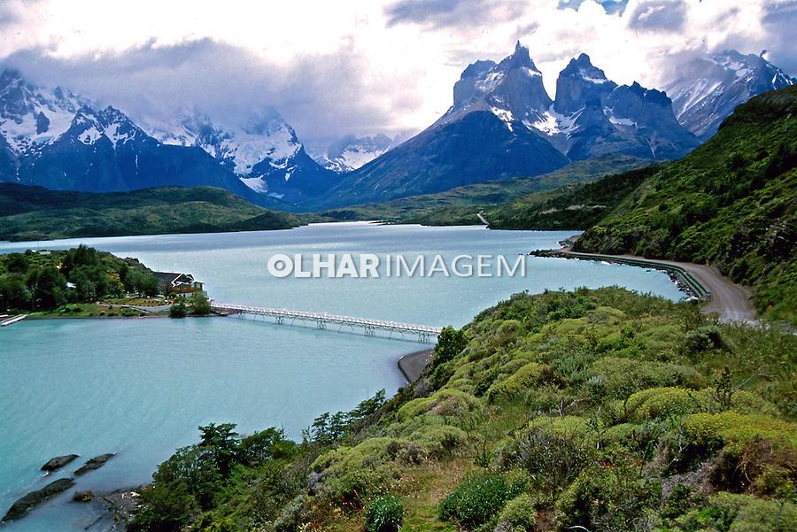 Região dos sete lagos. Chile. 2000. Foto de Vinicius Romanini.