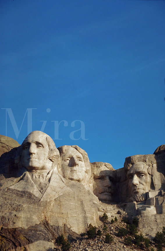 Mt. Rushmore National Memorial in South Dakota's Black Hills