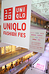 "General view, Sep 23, 2013 :  ""UNIQLO Fashion Festival"" in Tokyo on September 23, 2013. (Photo by Yohei Osada/AFLO)"