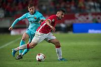 Real Murcia vs FC Barcelona, Copa de S. M El Rey, Dieciseisavos de final, ida, Estadio Nueva Condomina, 24-10-2017, Murcia