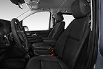 Front seat view of a 2019 Mercedes Benz Metris Base 5 Door Combi front seat car photos