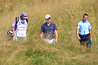 Justin Thomas (USA) on the 14th during Round 3 of the HNA Open De France at Le Golf National in Saint-Quentin-En-Yvelines, Paris, France on Saturday 30th June 2018.<br /> Picture:  Thos Caffrey | Golffile