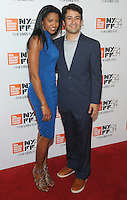 NEW YORK, NY - OCTOBER 01: Rene'e Elise and Lin-Manuel Miranda attends the 54th New York Film Festival - 'Manchester by the Sea' World Premiere at Alice Tully Hall at Lincoln Center on October 1, 2016 in New York City.Photo Credit: John Palmer/MediaPunch