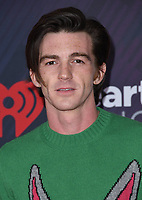 11 March 2018 - Inglewood, California - Drake Bell. 2018 iHeart Radio Awards held at The Forum. <br /> CAP/ADM/BT<br /> &copy;BT/ADM/Capital Pictures