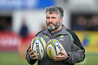 Worcester Warriors Assistant Coach Mefin Davies. Aviva Premiership match, between Saracens and Worcester Warriors on December 30, 2017 at Allianz Park in London, England. Photo by: Patrick Khachfe / JMP
