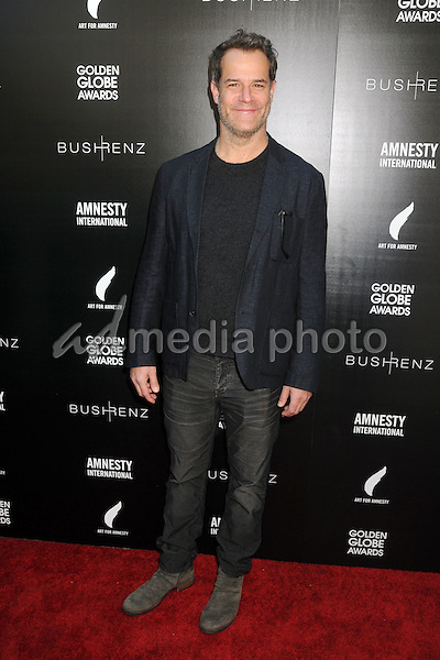 8 January 2016 - West Hollywood, California - Josh Stamberg. 1st Annual Art for Amnesty Pre-Golden Globes Brunch held at Chateau Marmont. Photo Credit: Byron Purvis/AdMedia