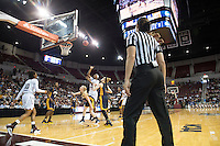 MSU Women's Basketball versus Chattanooga - NCAA Division I Women's Basketball Tournament at Humphrey Coliseum<br />  (photo by Megan Bean / &copy; Mississippi State University)