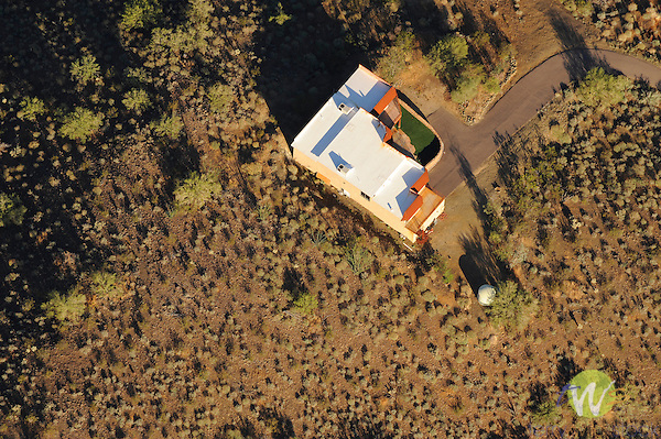 Northern Phoenix area, Tramonto area,Maricopa County. Home in desert.