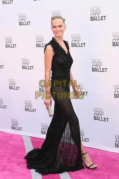 NEW YORK, NY - SEPTEMBER 20: Anna Ewers attends  New York City Ballet 2016 Fall Gala at David H. Koch Theater on September 20, 2016 in New York City. <br /> CAP/MPI99<br /> &copy;MPI99/Capital Pictures