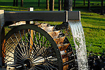 Winthrop, CT Waterwheel