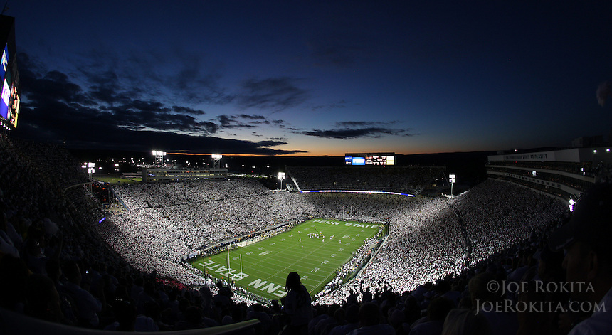 Penn State 43 - Michigan 40 - October 12, 2013