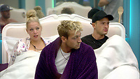 Celebrity Big Brother 2017<br /> Amelia Lily, Sam Thompson, Jordan Davies<br /> *Editorial Use Only*<br /> CAP/KFS<br /> Image supplied by Capital Pictures