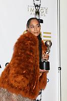 LOS ANGELES - JAN 15:  Tracee Ellis Ross at the 49th NAACP Image Awards - Press Room at Pasadena Civic Center on January 15, 2018 in Pasadena, CA