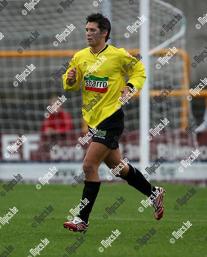 2007-07-28 / Voetbal / Zwarte Leeuw / Menno Kans