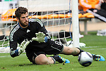 19 November 2011: Tally Hall. The Houston Dynamo held a practice session at the Home Depot Center in Carson, CA one day before playing in MLS Cup 2011.