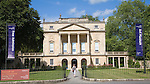 The Holburne museum and art gallery Great Pulteney Street, Bath, Somerset, England