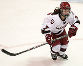 Natasha Rachlin (Harvard - 7) - The Harvard University Crimson tied the Boston University Terriers 6-6 on Monday, February 7, 2017, in the Beanpot consolation game at Matthews Arena in Boston, Massachusetts.