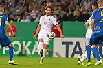 10.08.2019, wohninvest Weserstadion, Bremen, GER, DFB-Pokal, 1. Runde, SV Atlas Delmenhorst vs SV Werder Bremen<br /> <br /> DFB REGULATIONS PROHIBIT ANY USE OF PHOTOGRAPHS AS IMAGE SEQUENCES AND/OR QUASI-VIDEO.<br /> <br /> im Bild / picture shows<br /> Yuya Osako (Werder Bremen #08)<br /> Einzelaktion, Ganzkörper / Ganzkoerper<br /> <br /> Foto © nordphoto / Kokenge