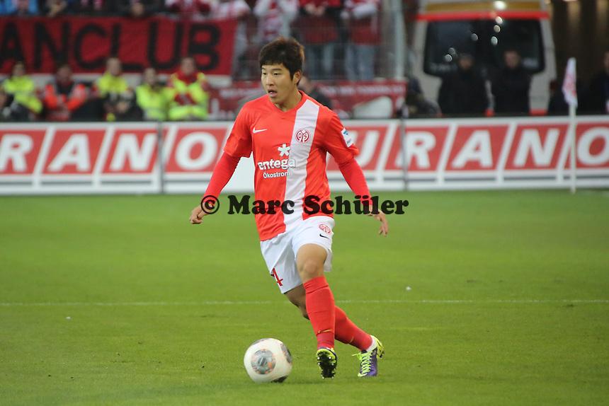 Joo-Ho Park (Mainz) - 1. FSV Mainz 05 vs. Eintracht Frankfurt, Coface Arena, 12. Spieltag