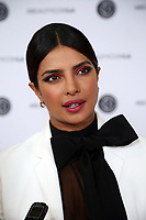 LOS ANGELES, CALIFORNIA - AUGUST 10: Priyanka Chopra attends Beautycon Los Angeles 2019 Pink Carpet at Los Angeles Convention Center on August 10, 2019 in Los Angeles, California. <br /> CAP/MPI/SAD<br /> ©SAD/MPI/Capital Pictures