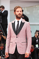 Alessandro Borghi arrives at the Award Ceremony of the 74th Venice Film Festival at Sala Grande on September 9, 2017 in Venice, Italy. <br /> CAP/GOL<br /> &copy;GOL/Capital Pictures