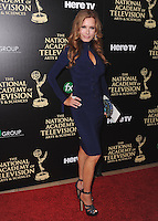 BEVERLY HILLS, CA - JUNE 22:  Tracey E. Bregman at the 41st Annual Daytime Emmy Awards at the Beverly Hilton Hotel on June 22, 2014 in Beverly Hills, California. SKPG/MPI/Starlitepics