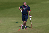 Essex CCC head coach Anthony McGrath during Lancashire CCC vs Essex CCC, Specsavers County Championship Division 1 Cricket at Emirates Old Trafford on 10th June 2018