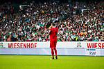 05.08.2017, Weser Stadion, Bremen, FSP, SV Werder Bremen (GER) vs FC Valencia (ESP) , <br /> <br /> im Bild | picture shows<br /> Jiri Pavlenka (SV Werder Bremen #1), <br /> <br /> Foto © nordphoto / Rauch