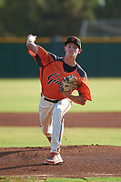 AZL Giants Orange starting pitcher Conner Nurse (31) during a game against the AZL Angels at Giants Baseball Complex on June 17, 2019 in Scottsdale, Arizona. AZL Giants Orange defeated AZL Angels 8-4. (Zachary Lucy/Four Seam Images)