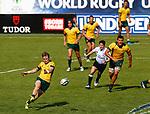 Italy U20 15 v 44 Australia U20 - World Rugby U20 Championship 2018