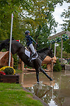 Stamford, Lincolnshire, United Kingdom, 7th September 2019, Eliza Stoddart (GB) riding Priorspark Opposition Free during the Cross Country Phase on Day 3 of the 2019 Land Rover Burghley Horse Trials, Credit: Jonathan Clarke/JPC Images