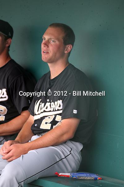 Robbie Erlin - 2012 San Antonio Missions (Bill Mitchell)