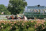 Monmouth Park Scenes & Racing Action